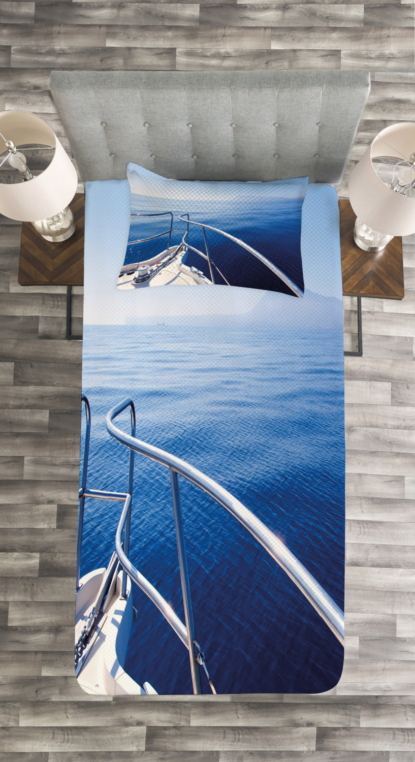 Home & Garden Quilts, Bedspreads & Coverlets mediatime.sn Boat ...
