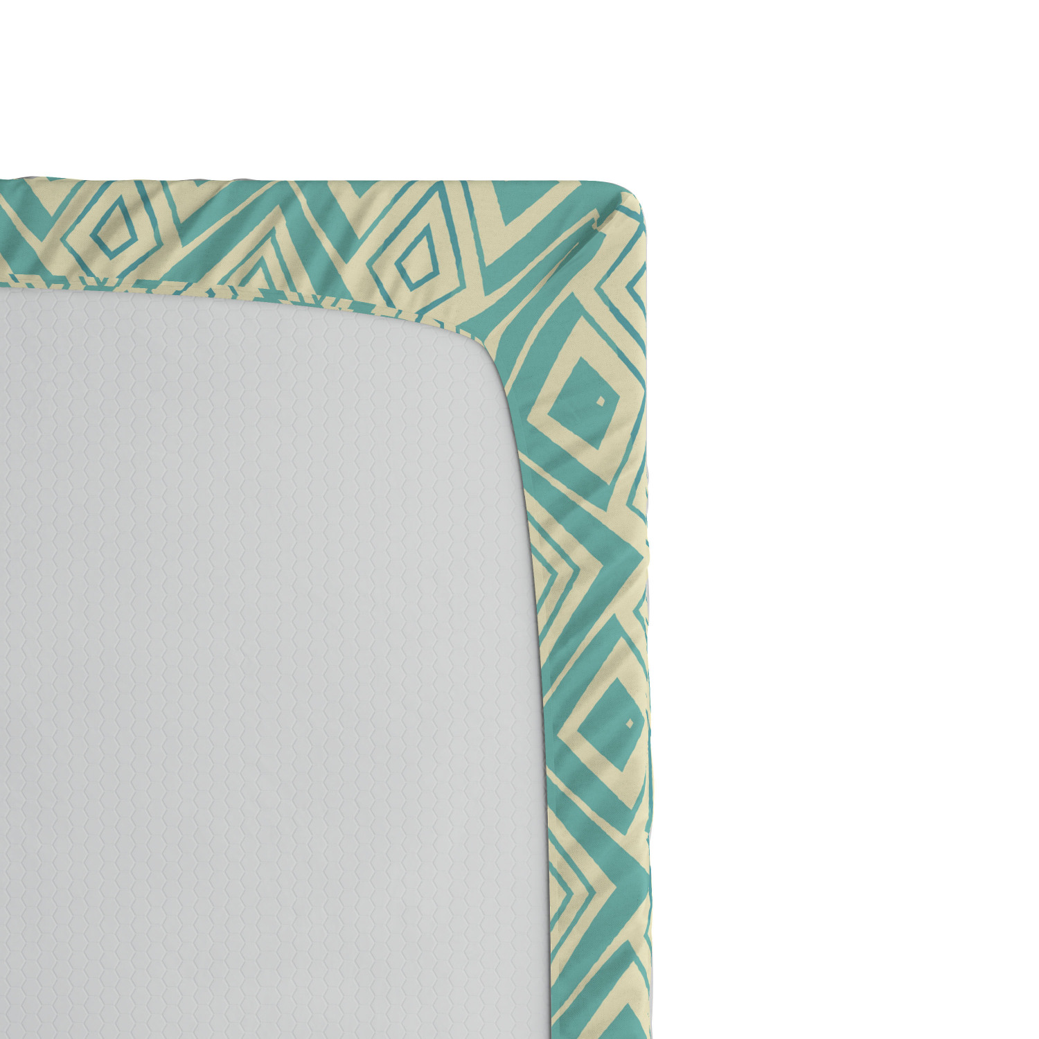 Details about  /Tribal Ethnic Fitted Sheet Cover with All-Round Elastic Pocket in 4 Sizes