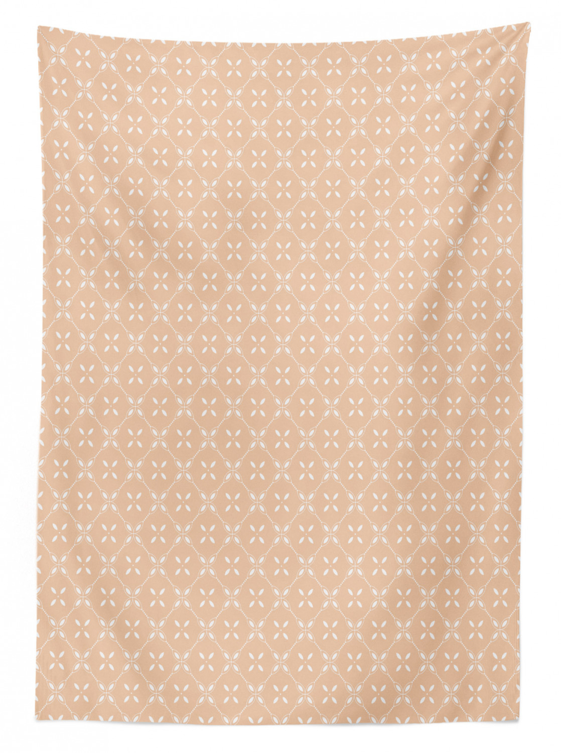 Printed Rectangular Tablecloth for Dinning Kitchen Table by Ambesonne