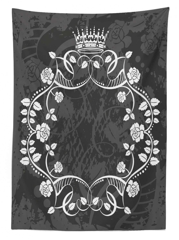 Royale Flore crown étanche Antiquité Nappe