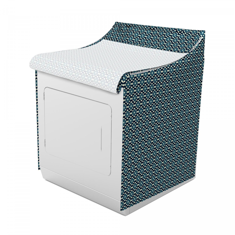 Ambesonne Geometrical Washing Machine Cover Laundromat Decorative Accent