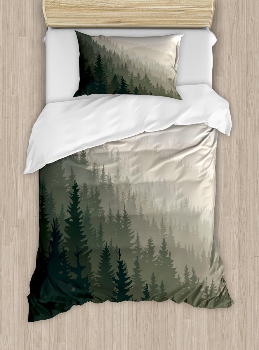 Scandinavian Nature Duvet Cover Set
