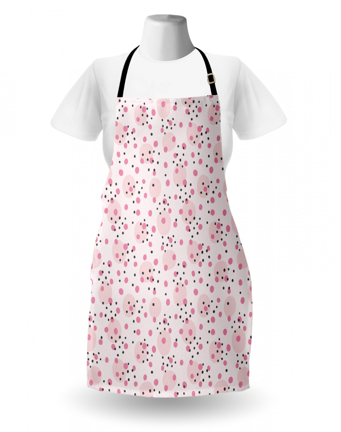 Ambesonne-Outdoor-Use-Apron-with-Adjustable-Neck-Strap-for-Gardening-and-Cooking miniatura 5