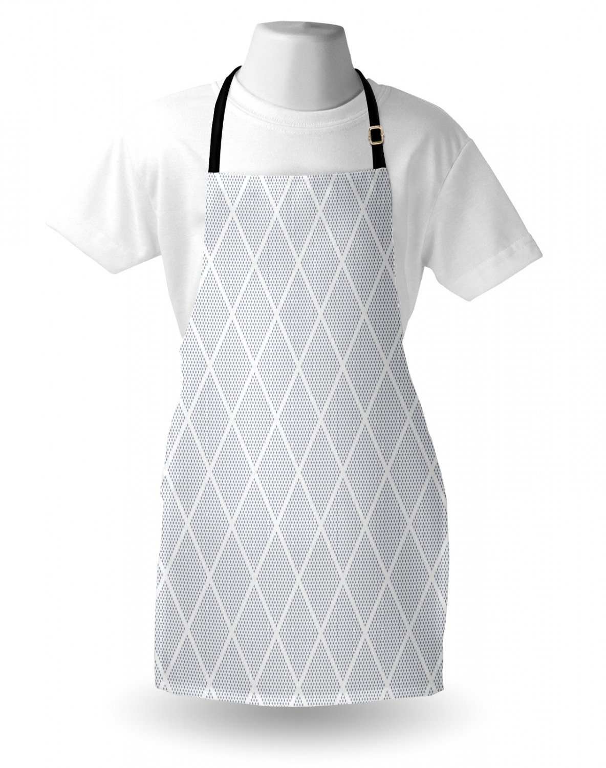 Ambesonne-Outdoor-Use-Apron-with-Adjustable-Neck-Strap-for-Gardening-and-Cooking miniatura 51