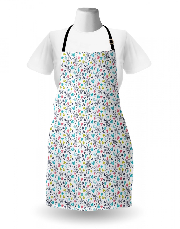 English-Bulldog-Apron-Unisex-Kitchen-Bib-with-Adjustable-Neck-for-Cooking-Baking 縮圖 26