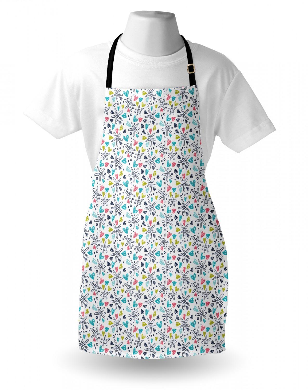 English-Bulldog-Apron-Unisex-Kitchen-Bib-with-Adjustable-Neck-for-Cooking-Baking 縮圖 27