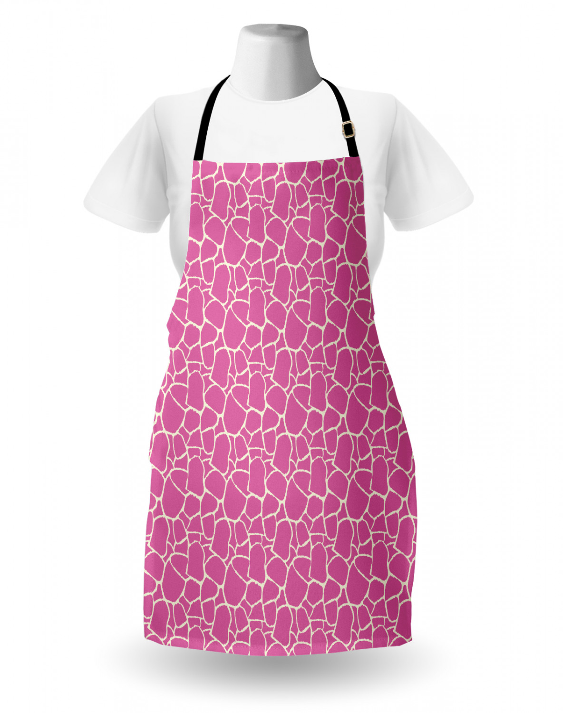 English-Bulldog-Apron-Unisex-Kitchen-Bib-with-Adjustable-Neck-for-Cooking-Baking 縮圖 5