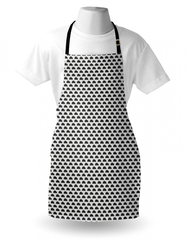 English-Bulldog-Apron-Unisex-Kitchen-Bib-with-Adjustable-Neck-for-Cooking-Baking 縮圖 93