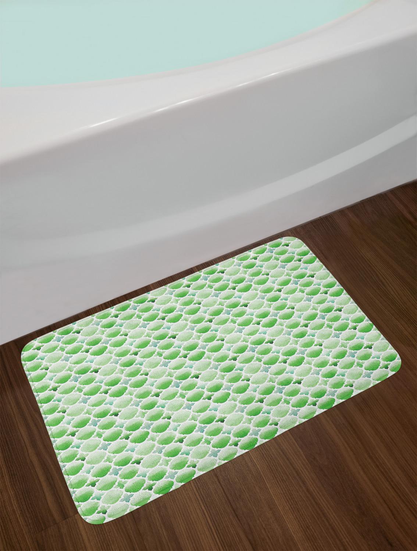 Boho Quatrefoil Bath Mat Bathroom Decor Plush Non Slip Mat 29 5 X 17 5 Ebay