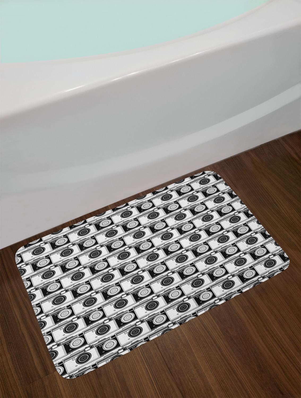 Vintage-Camera-Bath-Mat-Bathroom-Decor-Plush-Non-Slip-Mat-29-5-034-X-17-5-034 thumbnail 26