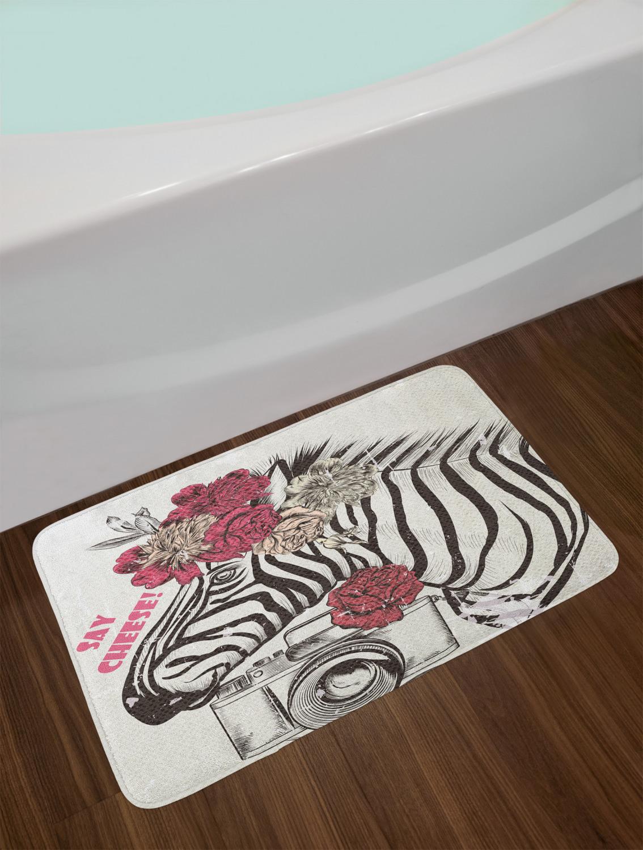 Vintage-Camera-Bath-Mat-Bathroom-Decor-Plush-Non-Slip-Mat-29-5-034-X-17-5-034 thumbnail 44