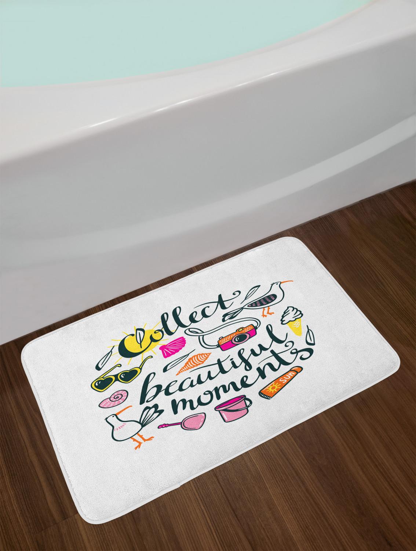 Vintage-Camera-Bath-Mat-Bathroom-Decor-Plush-Non-Slip-Mat-29-5-034-X-17-5-034 thumbnail 10