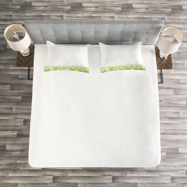 Bettwäsche Möbel & Wohnen Ehrlich Zig Zag Chevron Streifen Gelb Grau Baumwollgemisch Doppelbett Bettwäsche