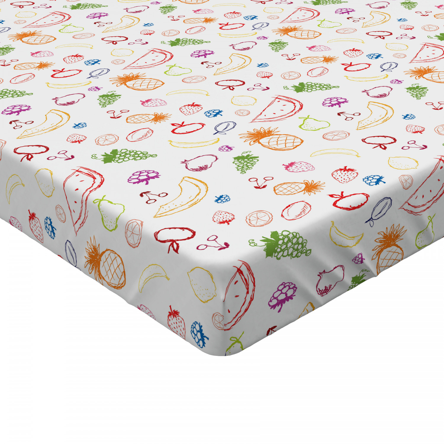 Queen Bee Fitted Sheet Cover with All-Round Elastic Pocket in 4 Sizes