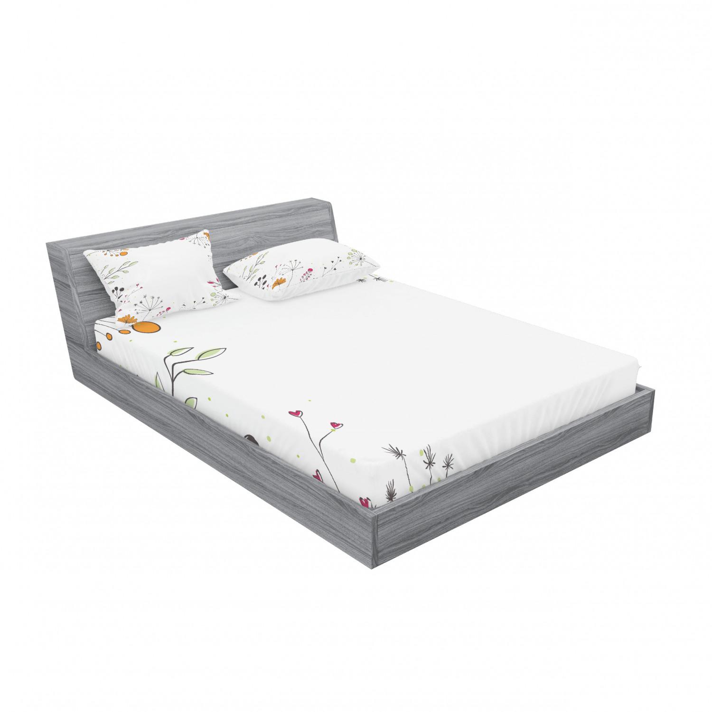 thumbnail 71 - Ambesonne Modern Design Fitted Sheet Pillow Sham Set Bedding Decor in 4 Sizes