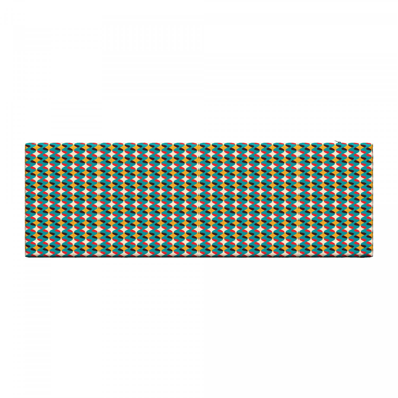 Ambesonne-Retro-Scene-Bench-Pad-HR-Foam-with-Fabric-Cover-45-034-x-15-034-x-2-034 miniatuur 21