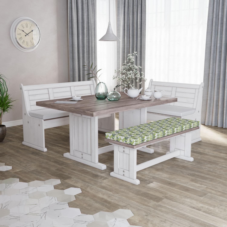 Ambesonne-Retro-Scene-Bench-Pad-HR-Foam-with-Fabric-Cover-45-034-x-15-034-x-2-034 miniatuur 11