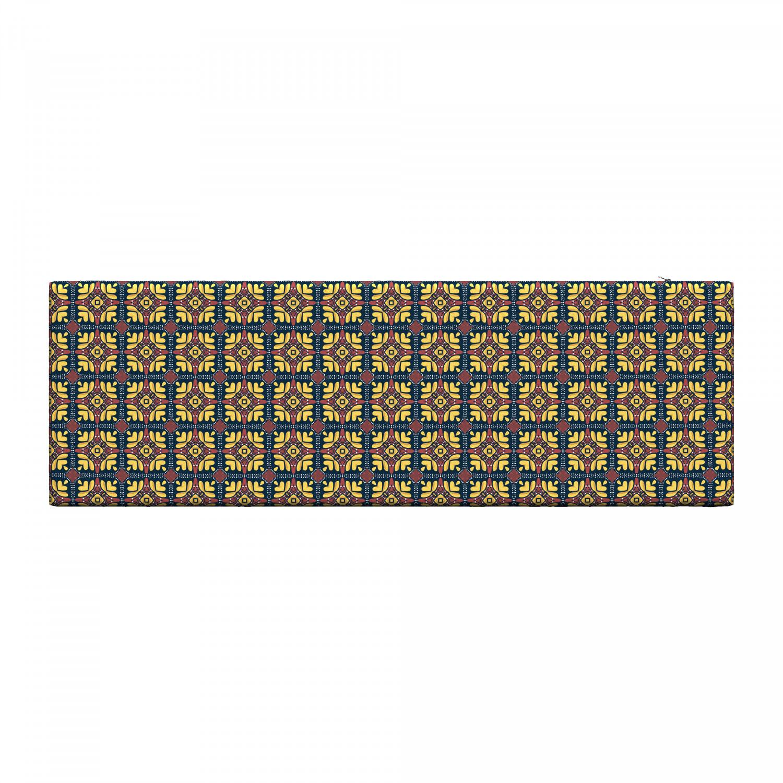 Ambesonne-Retro-Scene-Bench-Pad-HR-Foam-with-Fabric-Cover-45-034-x-15-034-x-2-034 miniatuur 41