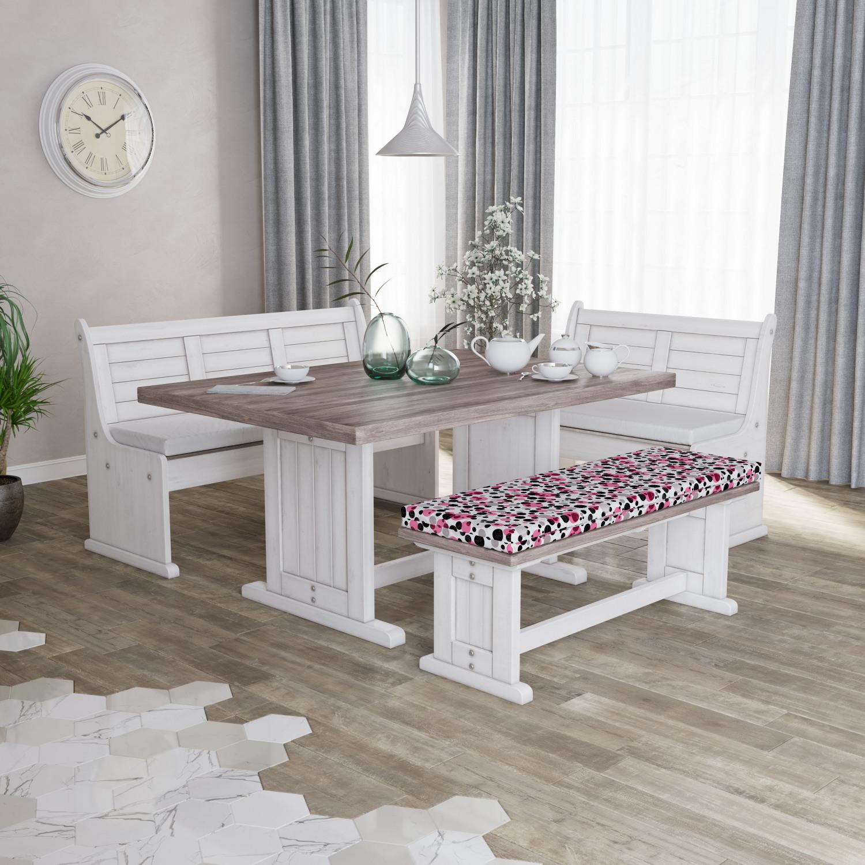 Ambesonne-Retro-Scene-Bench-Pad-HR-Foam-with-Fabric-Cover-45-034-x-15-034-x-2-034 miniatuur 107