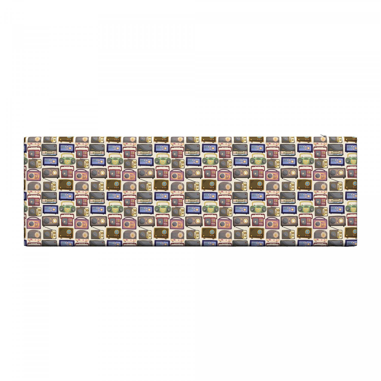 Ambesonne-Retro-Scene-Bench-Pad-HR-Foam-with-Fabric-Cover-45-034-x-15-034-x-2-034 miniatuur 33