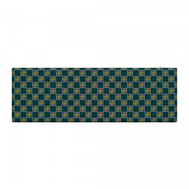 Ambesonne-Retro-Scene-Bench-Pad-HR-Foam-with-Fabric-Cover-45-034-x-15-034-x-2-034 miniatuur 197