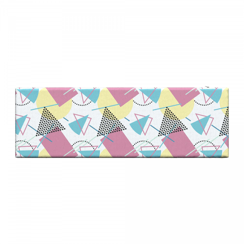 Ambesonne-Retro-Scene-Bench-Pad-HR-Foam-with-Fabric-Cover-45-034-x-15-034-x-2-034 miniatuur 153