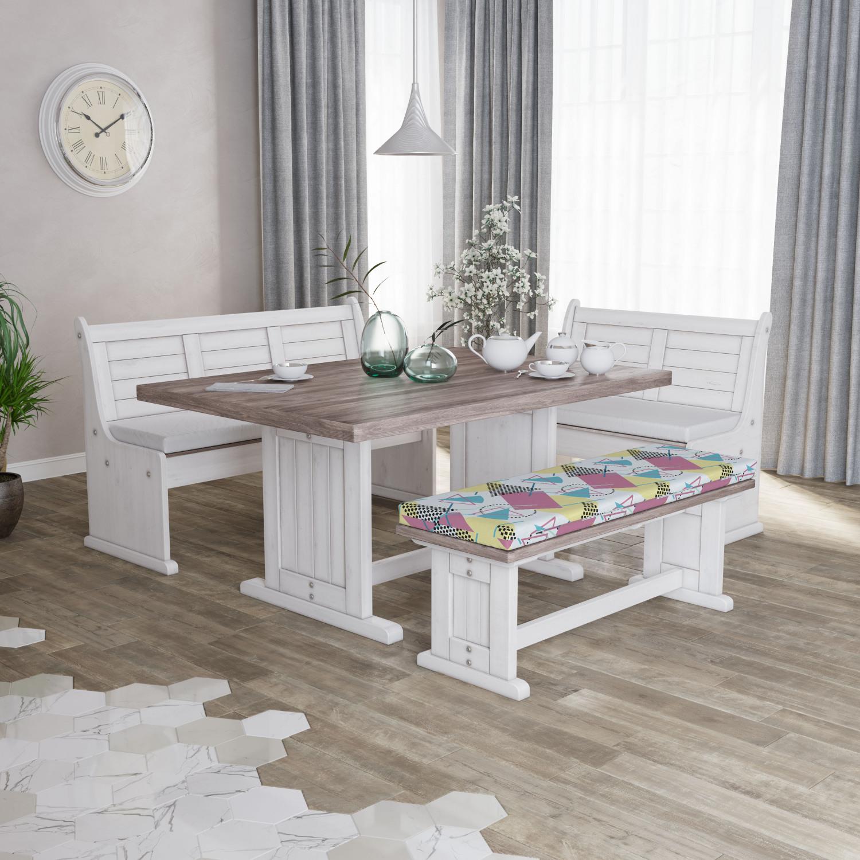 Ambesonne-Retro-Scene-Bench-Pad-HR-Foam-with-Fabric-Cover-45-034-x-15-034-x-2-034 miniatuur 155