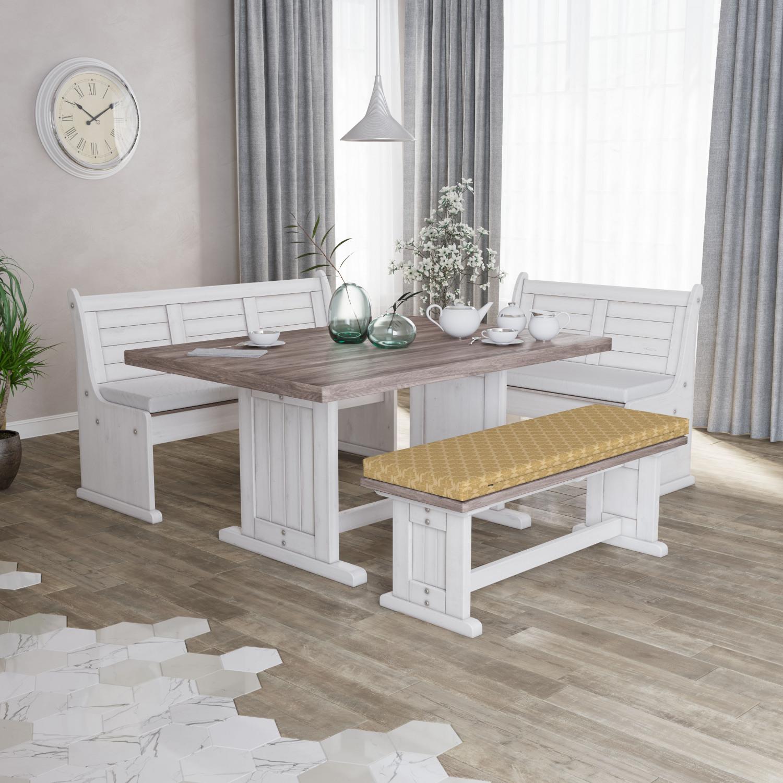 Ambesonne-Retro-Scene-Bench-Pad-HR-Foam-with-Fabric-Cover-45-034-x-15-034-x-2-034 miniatuur 51