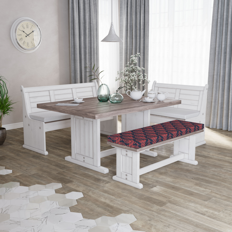 Ambesonne-Retro-Scene-Bench-Pad-HR-Foam-with-Fabric-Cover-45-034-x-15-034-x-2-034 miniatuur 183