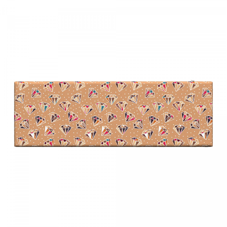 Ambesonne-Retro-Scene-Bench-Pad-HR-Foam-with-Fabric-Cover-45-034-x-15-034-x-2-034 miniatuur 57