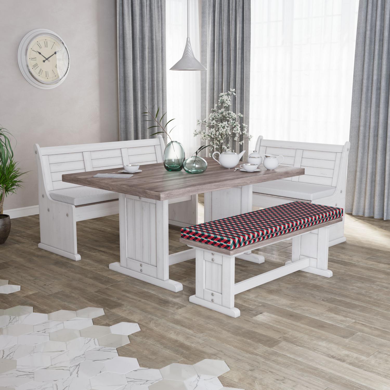Ambesonne-Retro-Scene-Bench-Pad-HR-Foam-with-Fabric-Cover-45-034-x-15-034-x-2-034 miniatuur 71