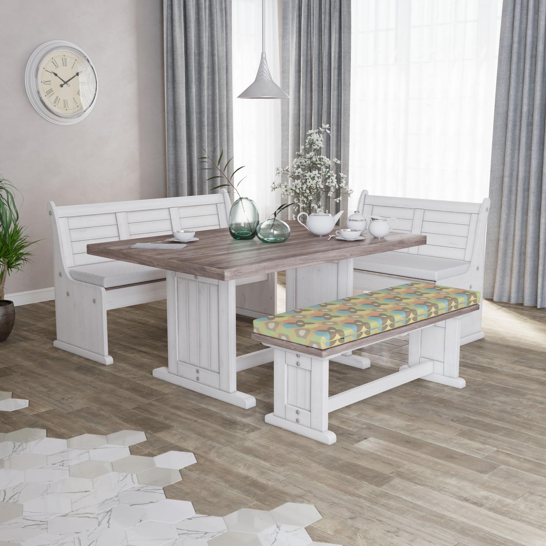 Ambesonne-Retro-Scene-Bench-Pad-HR-Foam-with-Fabric-Cover-45-034-x-15-034-x-2-034 miniatuur 227