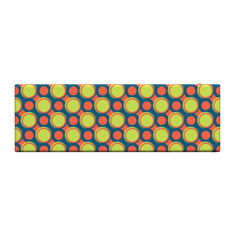 Ambesonne-Retro-Scene-Bench-Pad-HR-Foam-with-Fabric-Cover-45-034-x-15-034-x-2-034 miniatuur 145