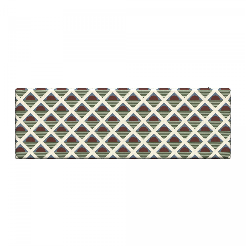 Ambesonne-Retro-Scene-Bench-Pad-HR-Foam-with-Fabric-Cover-45-034-x-15-034-x-2-034 miniatuur 169