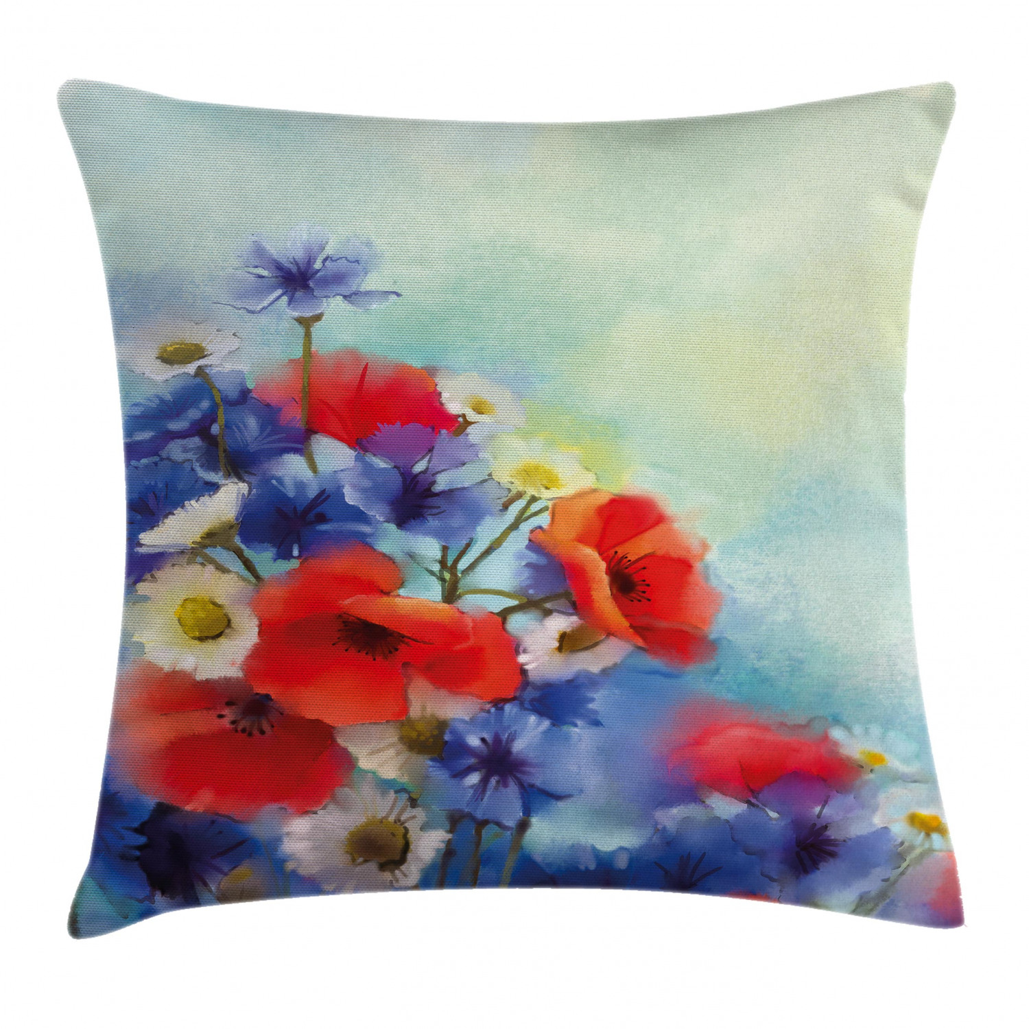 Pillows Spring Floral Throw Pillow Cases Cushion Covers Ambesonne Home Decor 8 Sizes Home Garden Mbln Org