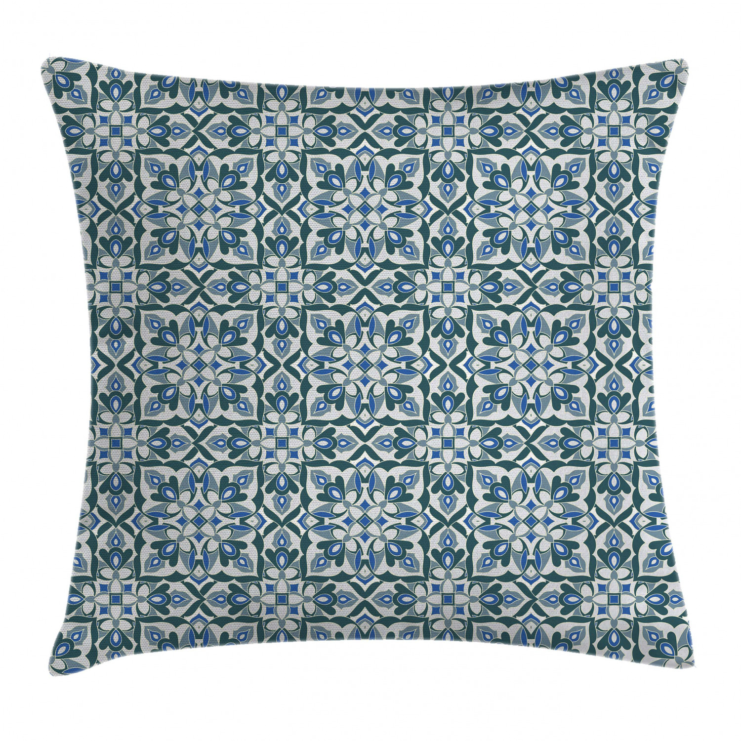 Vintage Throw Pillow Cases Cushion Covers Ambesonne Accent Decor 8 Sizes
