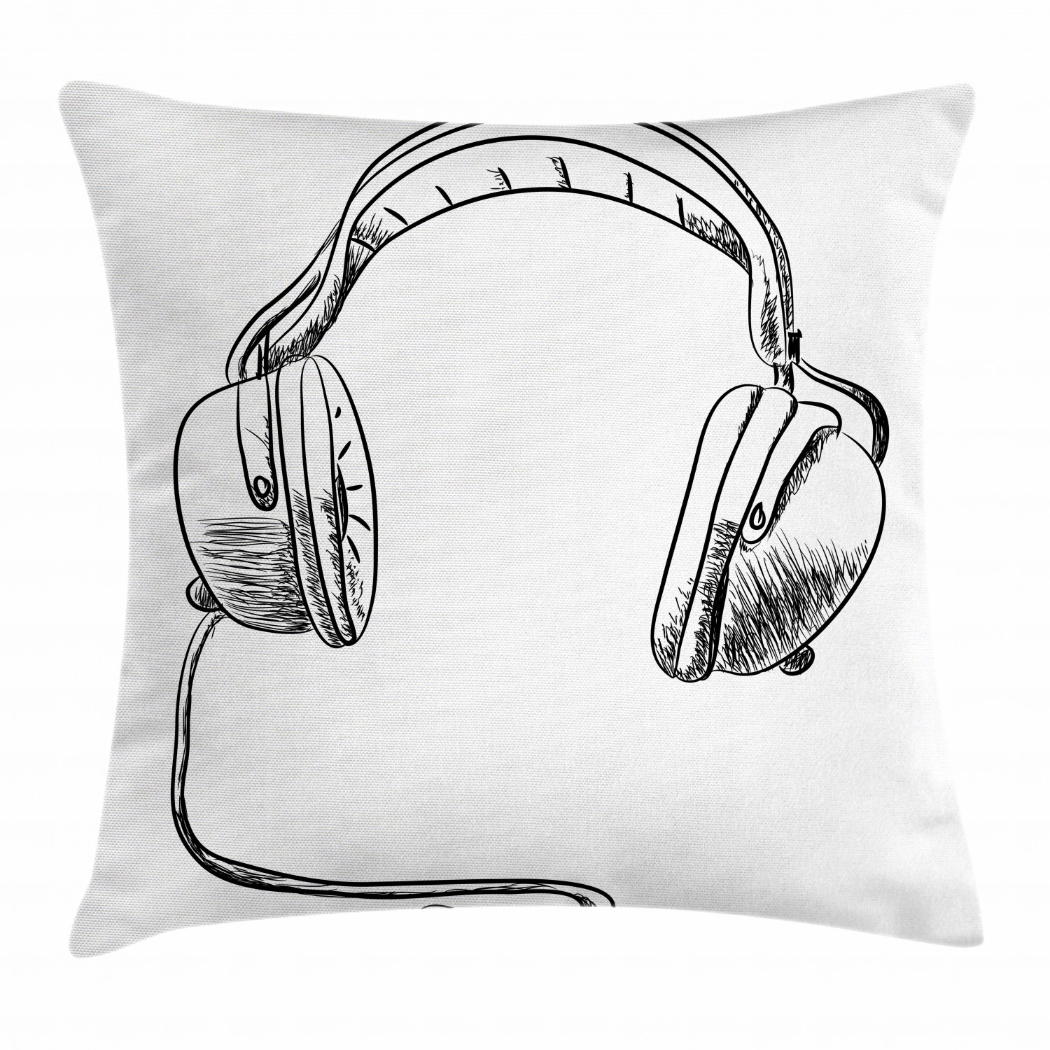 Vintage Drawing Throw Pillow Cases Cushion Covers Home ...