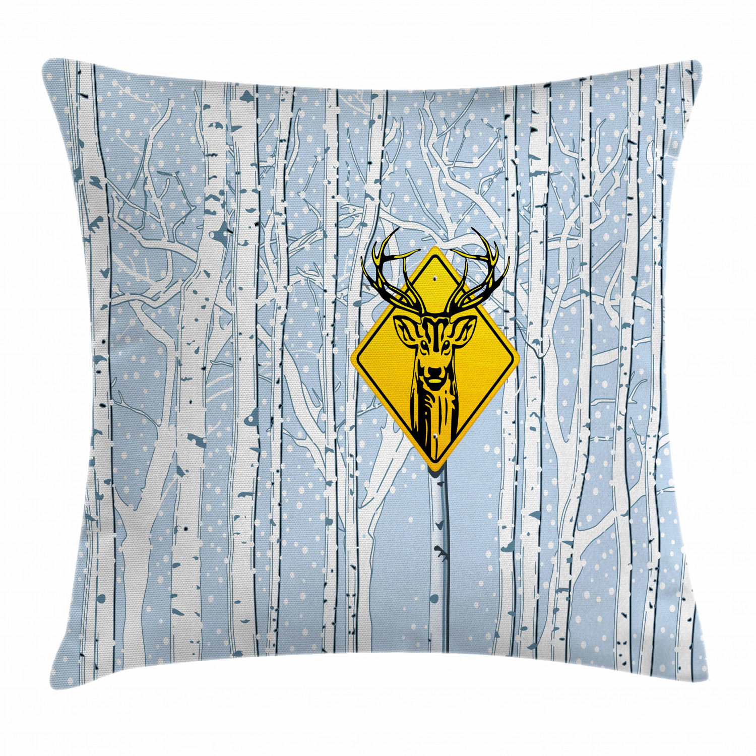 Spanish Throw Pillow Cases Cushion Covers Home Decor 8 Sizes Ambesonne