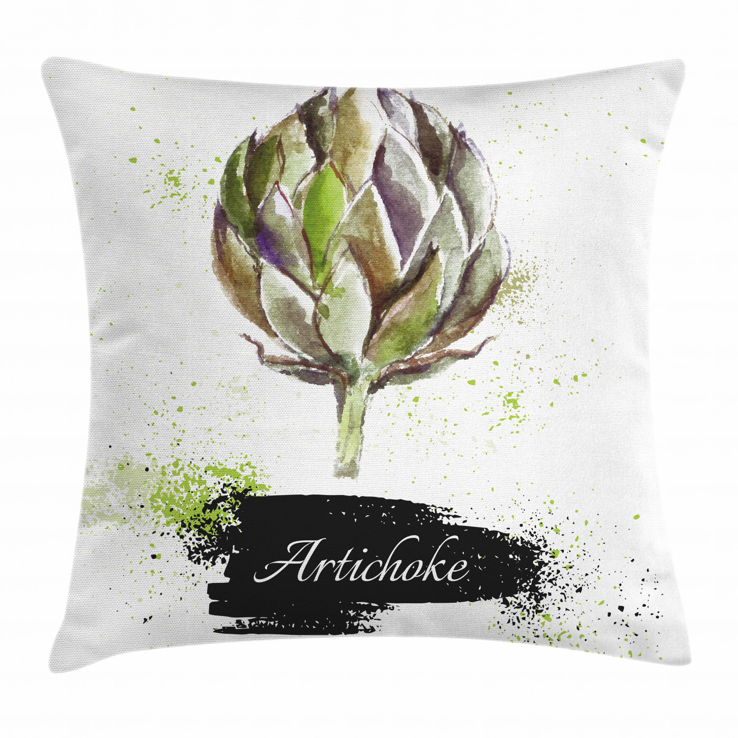 Desert Cactus Throw Pillow Cases Cushion Covers Ambesonne Home Decor 8 Sizes