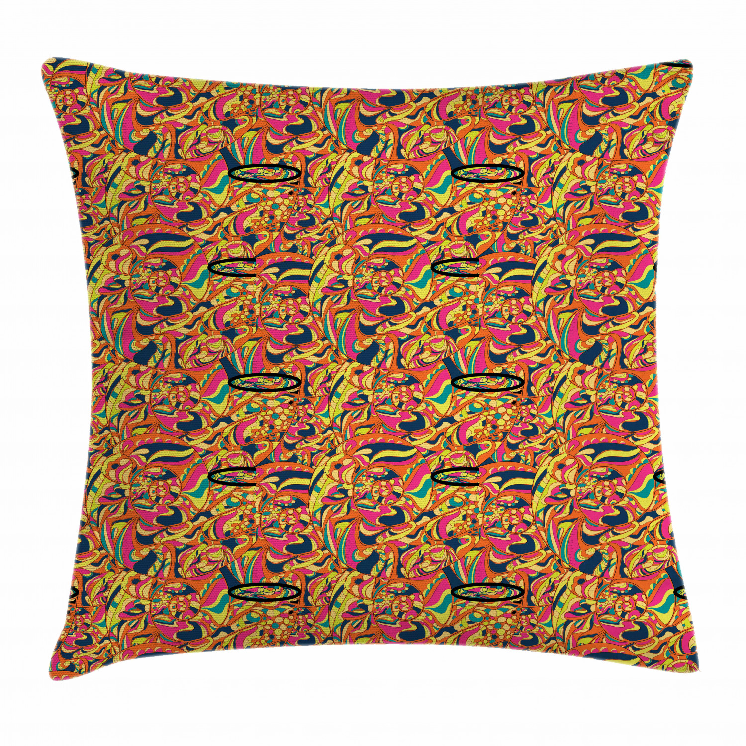 Vintage Native Throw Pillow Cases Cushion Covers Home