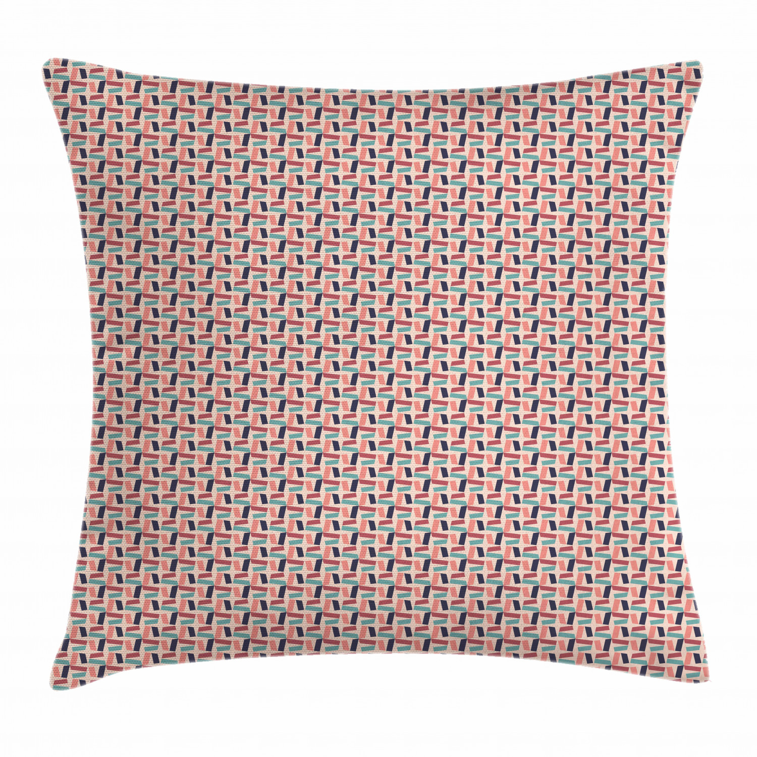Striped Throw Pillow Cases Cushion Covers by Ambesonne Home Decor 8 Sizes