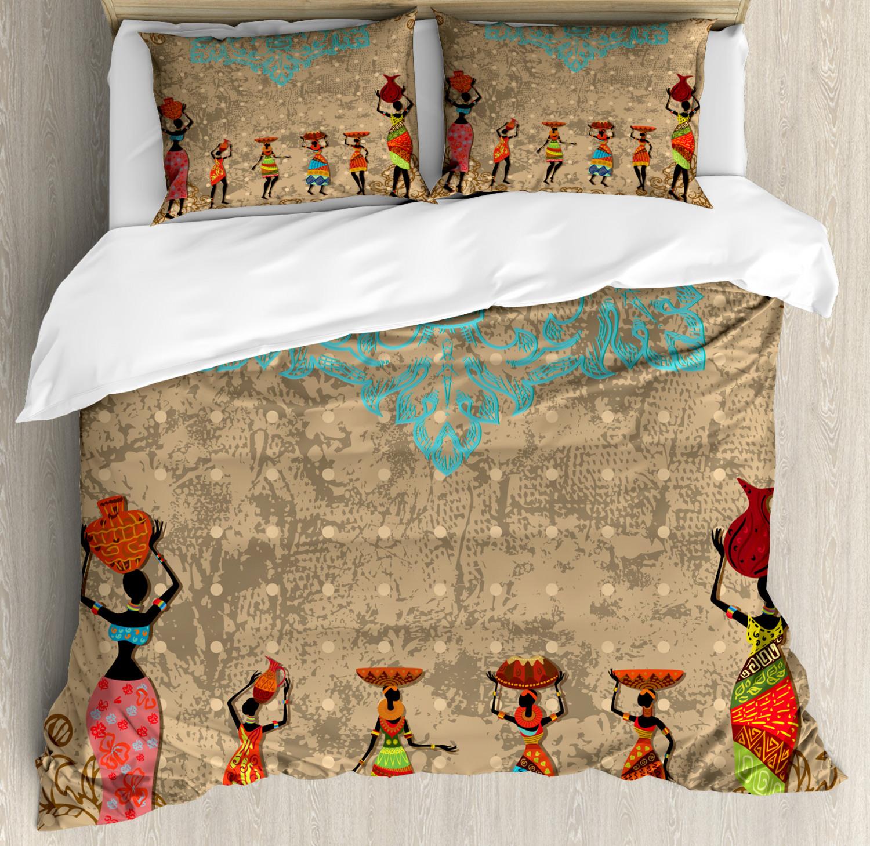 Home Bedding Ethnic Duvet Cover Set With Pillow Shams Ethnic Vintage Boho Art Print Home Furniture Diy Sistemadeensinoph Com Br