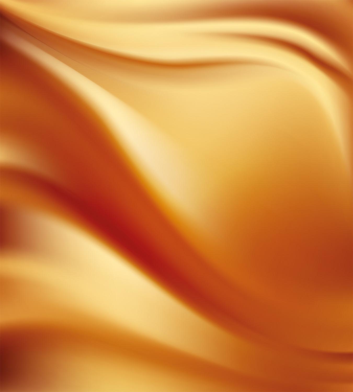 Orange Yellow Duvet Cover Set With Pillow Shams Wavy Color Curves Print For Sale Online