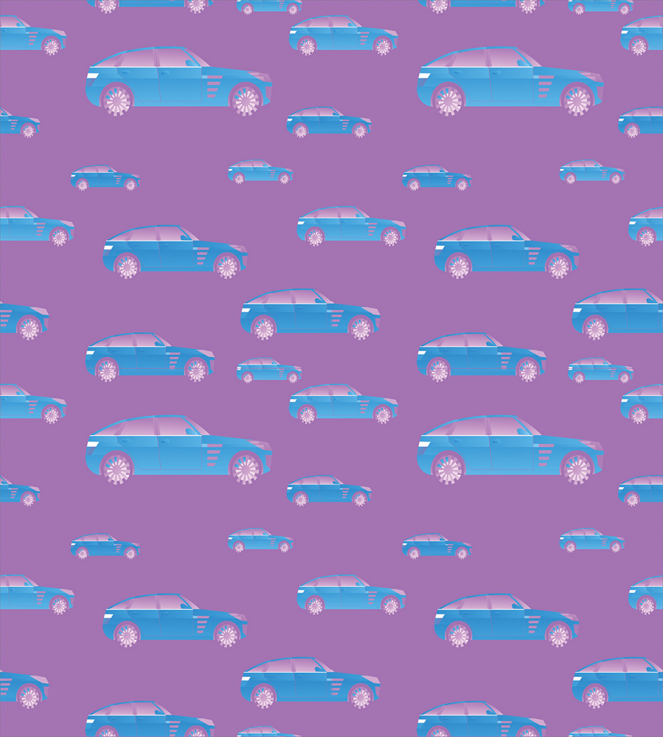 Colorful-Cars-Duvet-Cover-Set-Twin-Queen-King-Sizes-with-Pillow-Shams-Bedding miniature 8