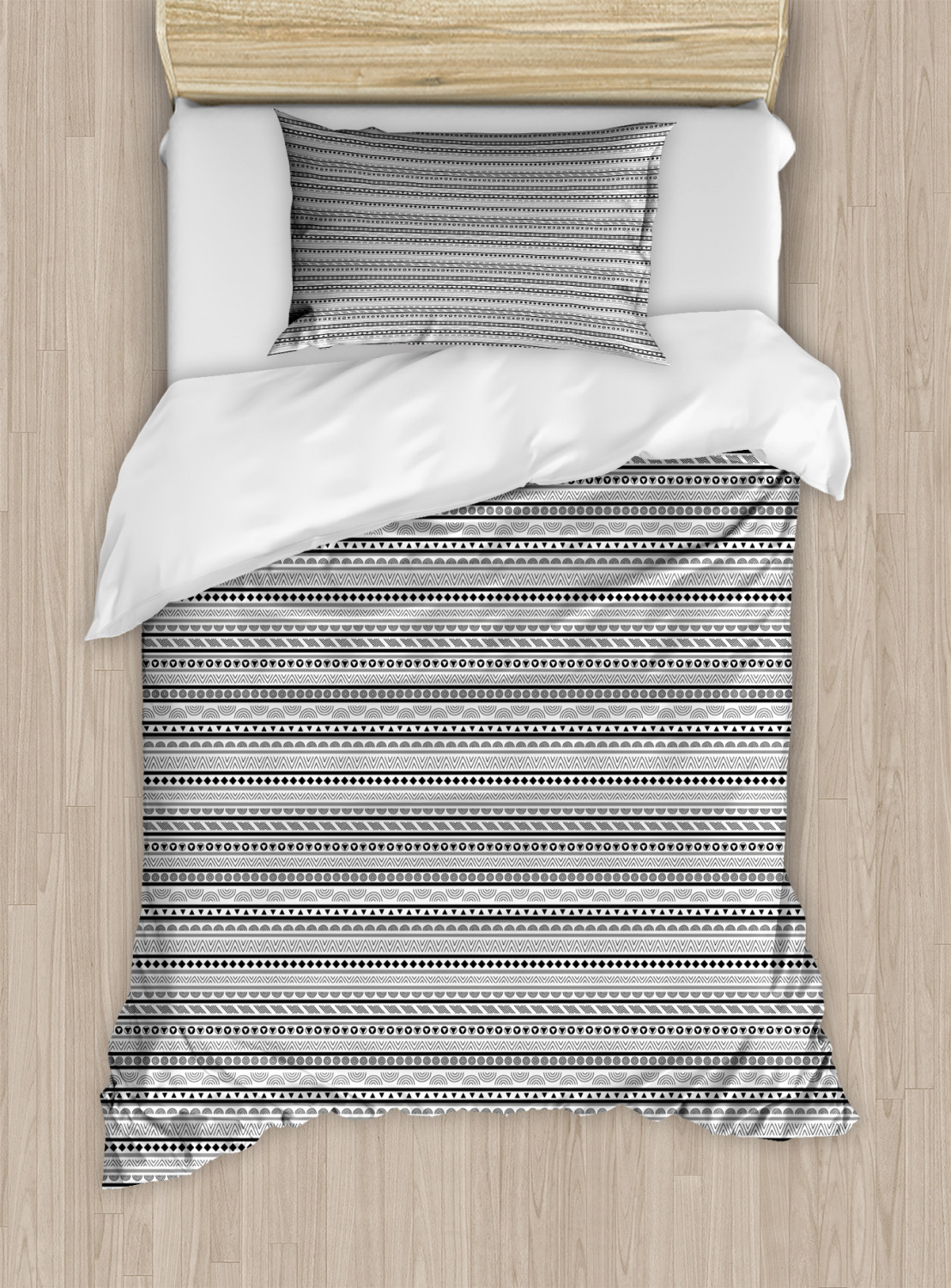 Timeless-Oriental-Duvet-Cover-Set-Twin-Queen-King-Sizes-with-Pillow-Shams thumbnail 22