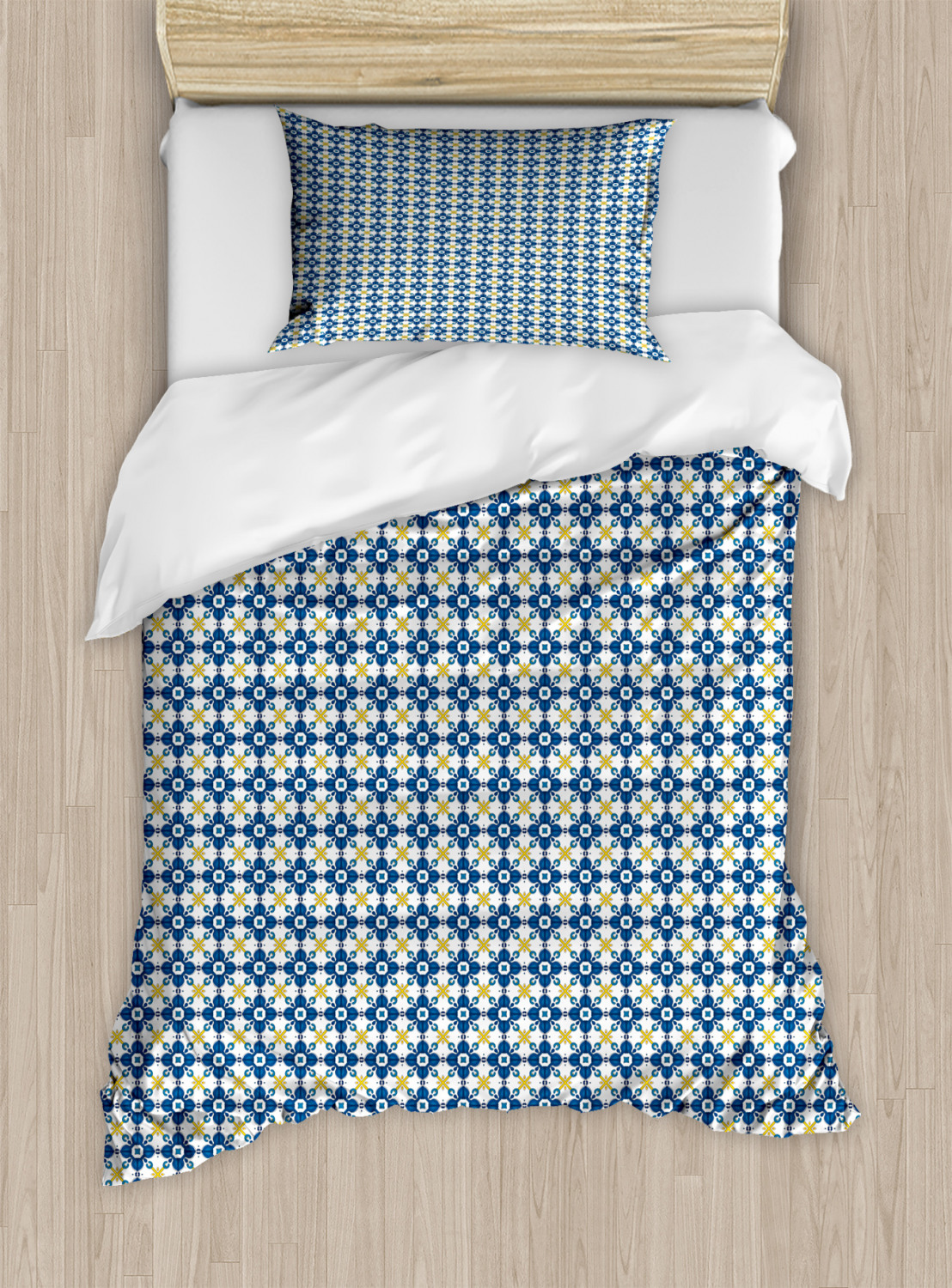 Timeless-Oriental-Duvet-Cover-Set-Twin-Queen-King-Sizes-with-Pillow-Shams thumbnail 64