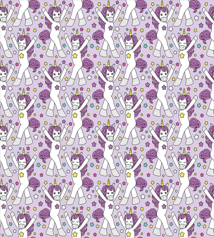 Unicorn-Duvet-Cover-Set-Twin-Queen-King-Sizes-with-Pillow-Shams-Bedding-Decor thumbnail 35