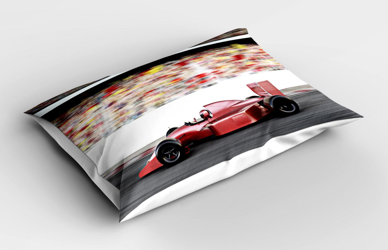 Sports Pillow Sham Decorative Pillowcase 3 Sizes for Bedroom Decor