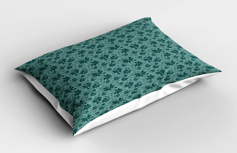 Turquoise-Pillow-Sham-Decorative-Pillowcase-3-Sizes-Bedroom-Decor-Ambesonne miniature 23