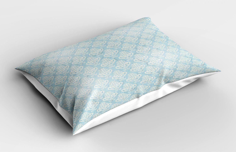 Turquoise-Pillow-Sham-Decorative-Pillowcase-3-Sizes-Bedroom-Decor-Ambesonne miniature 29